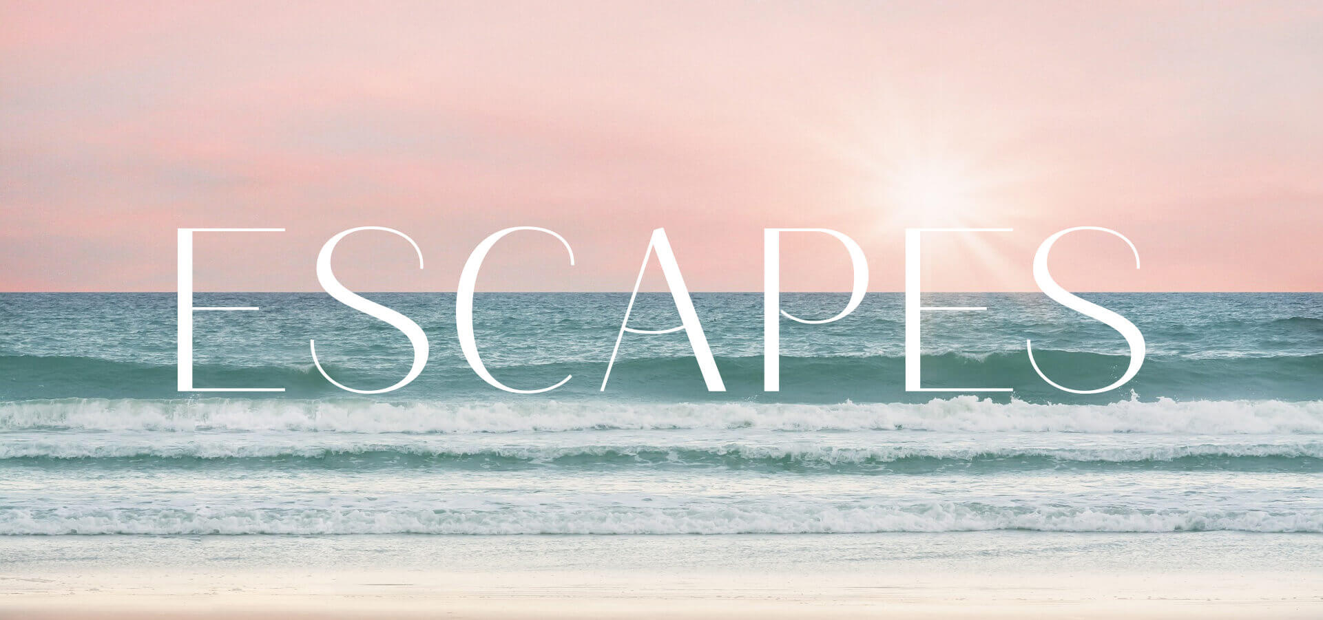 Escapes brand identity